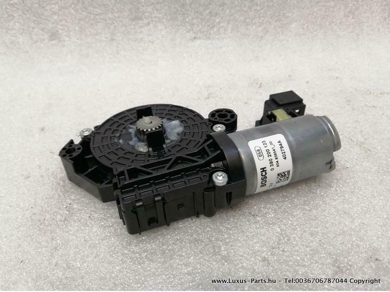 MERCEDES C Class W205 Sun Roof Motor A1769063700 Schiebedachmotor Panorama