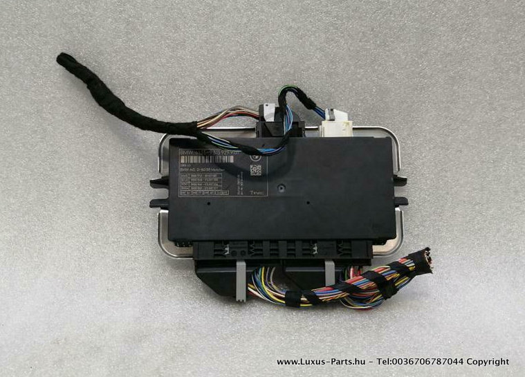 BMW 5 Series F10 Light Electronic Module 61359313929 Licht Modul