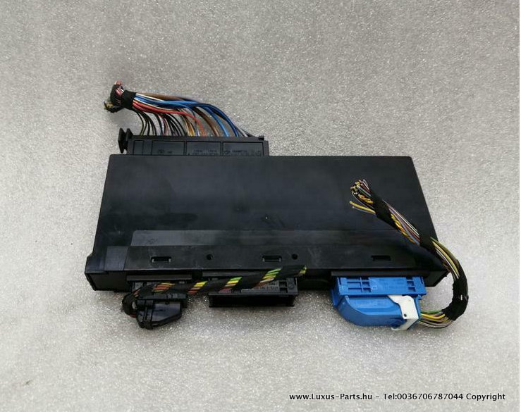 BMW 5 Series F10 JUNCTION BOX Comfort 61359312764 Komfort-Modul
