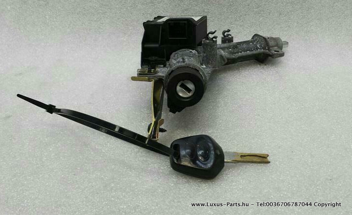 PORSCHE 911 996 Ignition Ecu Unit With KEY 99634701706 Zündschloss