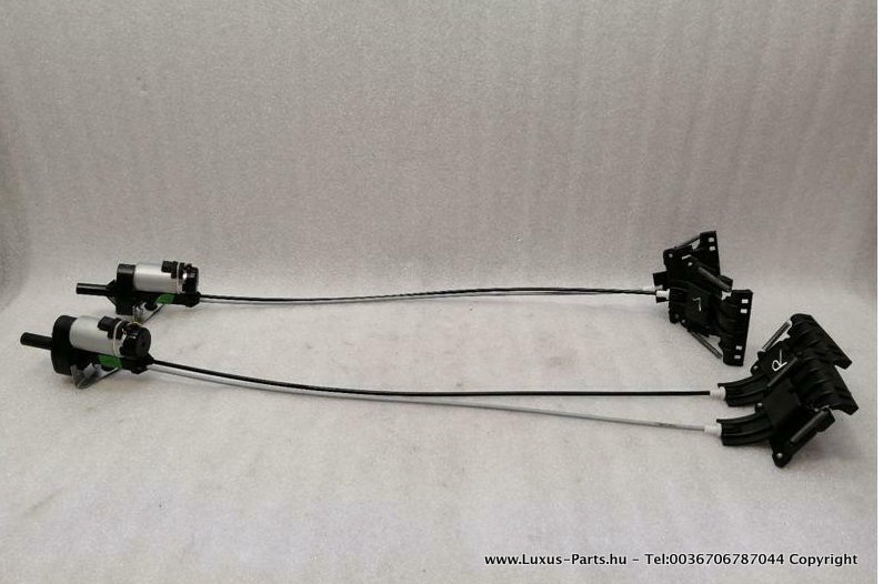 BMW 7 series E65 Backrest Adjustment motor 7005422 sitz stellemotor