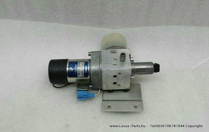 BMW 7 series E65 E66 7202865 boot hydraulic pump HYDRAULIKPUMPE