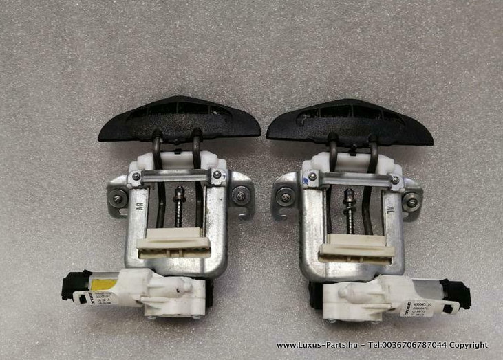 BMW 5 Series F10 Seat backrest regulation 936630 sitz stellemotor