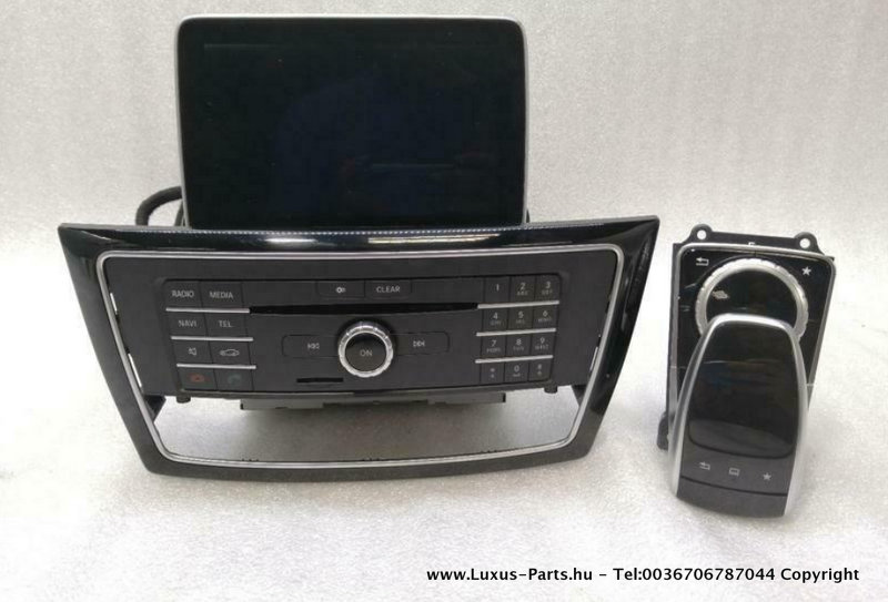 MERCEDES GLE W292 C292 DVD SATS NAVI A1669006917 MOPF FACELIFT COMAND HIGH 6CD |