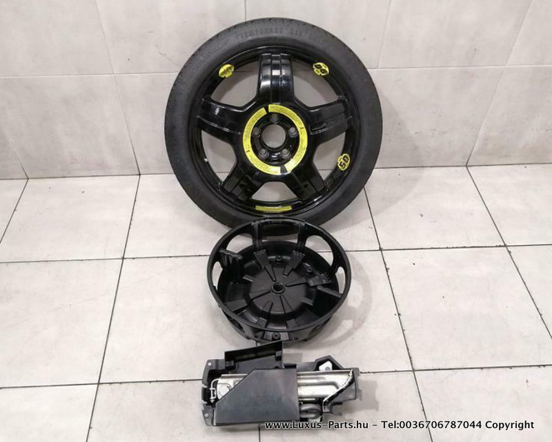 MERCEDES C63 AMG W204 - A2044014702 Spare wheel Reservad 3.5BX18 ET20