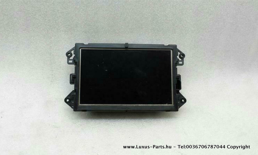 MERCEDES SL R231 - A2319012300 Sat Nav Screen Display Monitor