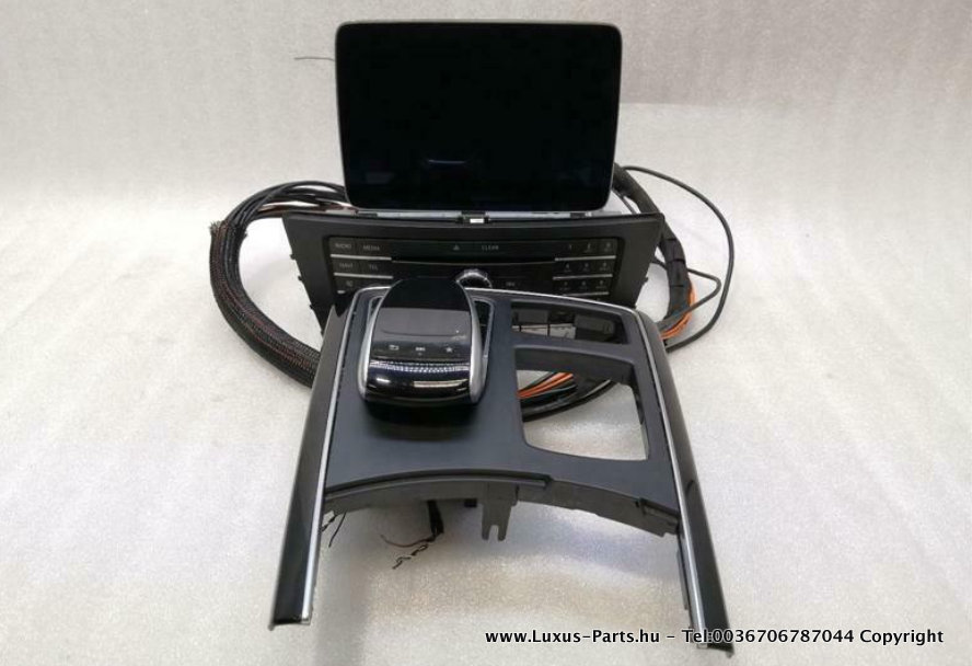 MERCEDES GLS - A1669001420 Sat Navi COMAND HIGH MOPF